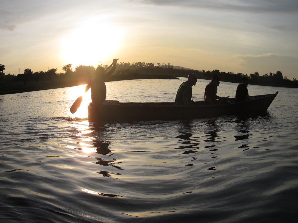 another sunset on the Nile