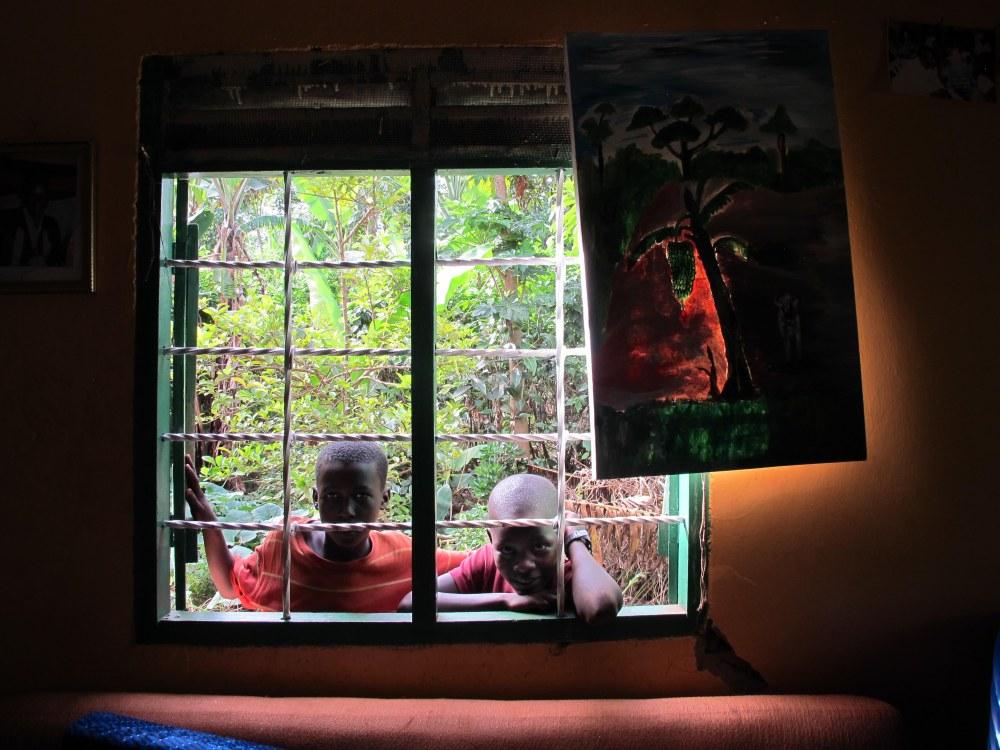 Bonga and Mulished plus Arafat's painting